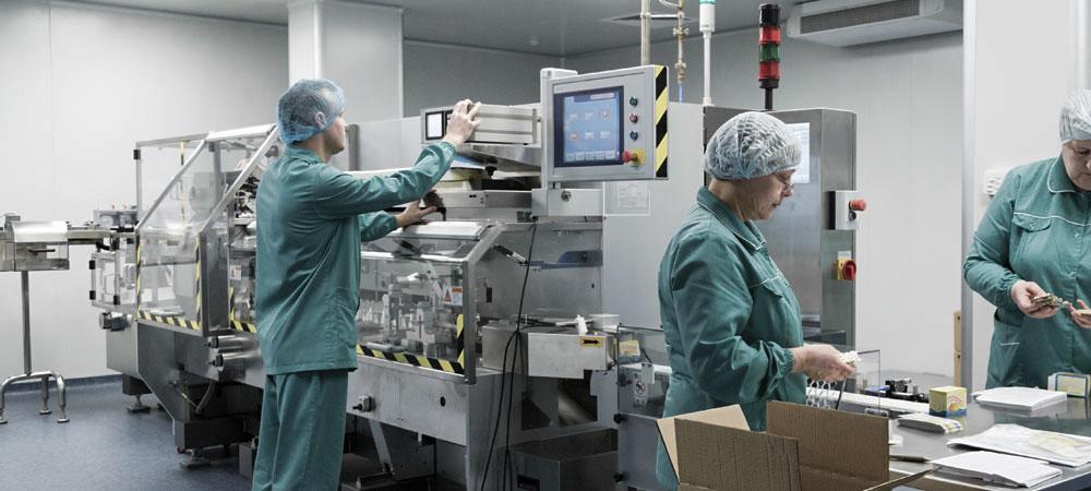 Wytwórnia produktów leczniczych